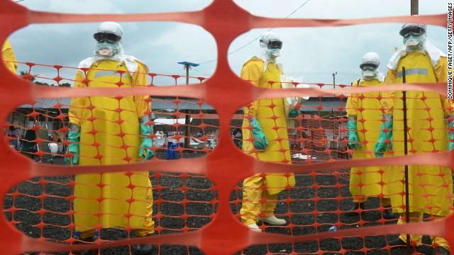 Ebola overwhelms new hospital in Liberia