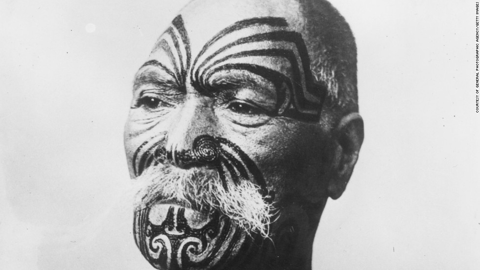What We Can Learn From The Tattoos Of Our Ancestors