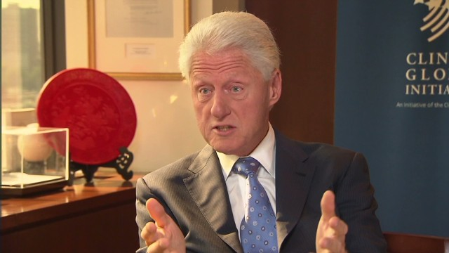 On GPS: Clinton's book recommendations
