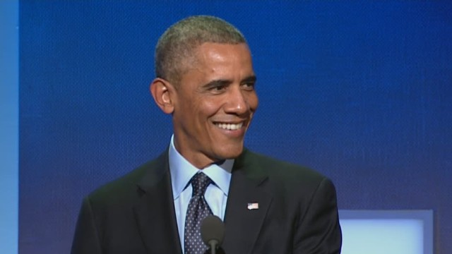 Obama offers Chelsea his motorcade