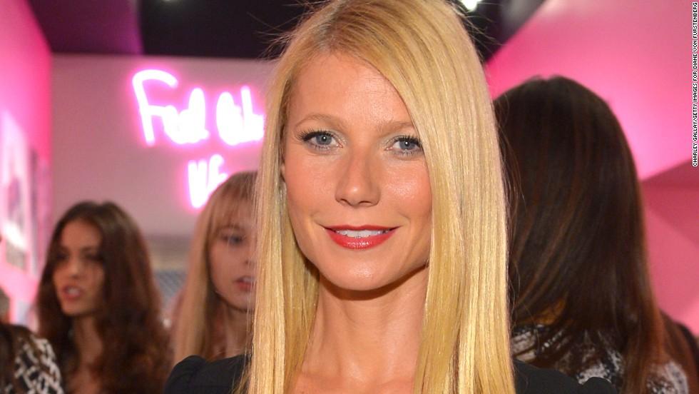 Gwyneth Paltrow gastará solo 29 dólares en comida durante una semana