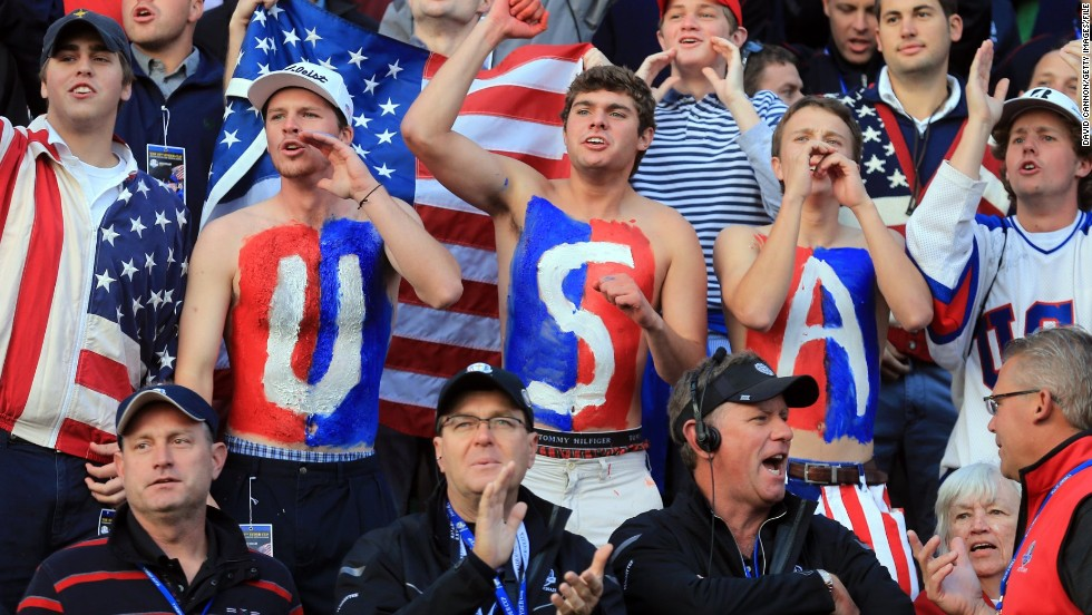 Ryder Cup Fans Ryder Cup Five Things we