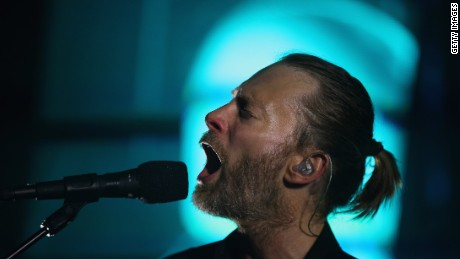 Radiohead teases Instagram clips after 'disappearing'
