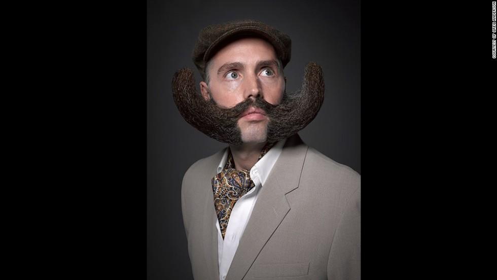 Mustache Styles 2013 Grandes barbas de la h...