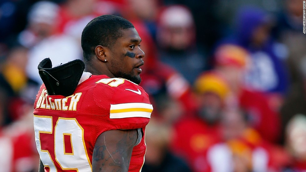 Kansas City Chiefs linebacker Jovan Belcher shot and killed his girlfriend before killing himself two years ago. Pathology reports show he likely had CTE.