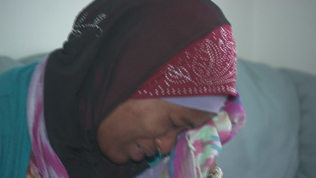 Mother grieves over teenage jihadi son