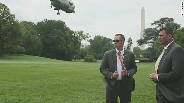 Secret Service questioned over breach
