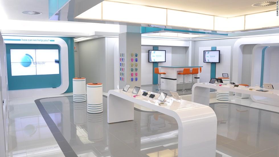 Nine Beautiful Banks Of The Future