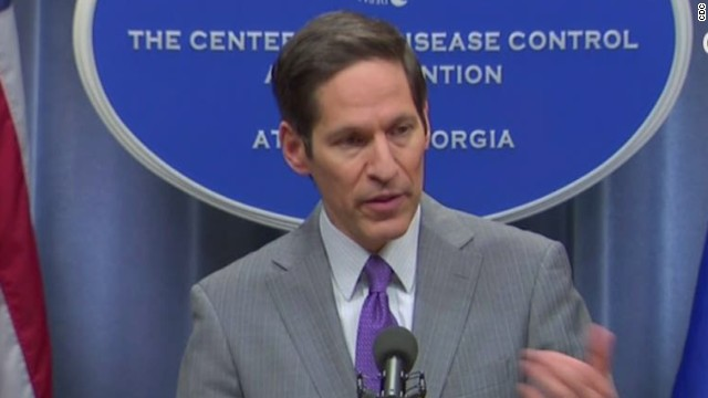 CDC: We will stop Ebola in its tracks