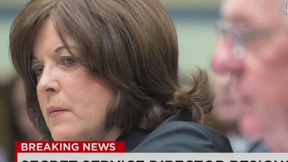 Secret Service director has resigned