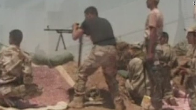 Can Iraq's military handle ISIS?