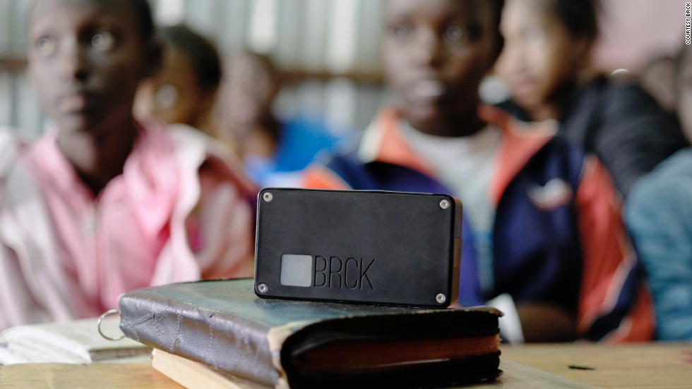 In 2015, BRCK began the initiative BRCK Education to deliver reliable internet access to schools in remote areas.