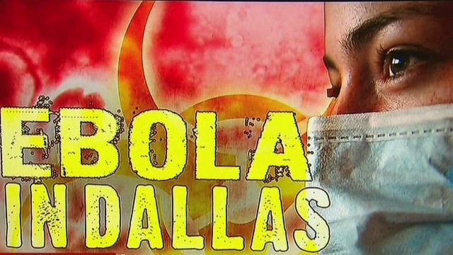 Residents worried about contracting Ebola