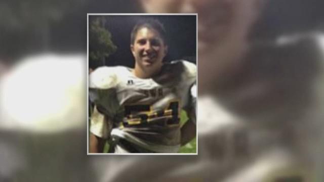 High school football player dies in game