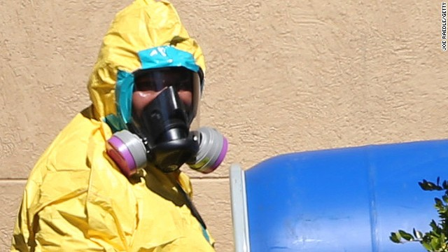 10 people at 'higher risk' for Ebola
