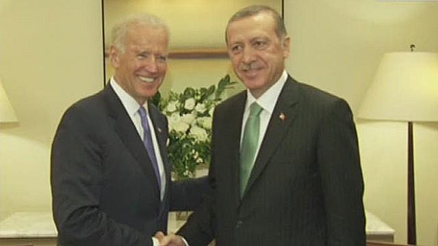 Biden apologizes to Turkey, UAE