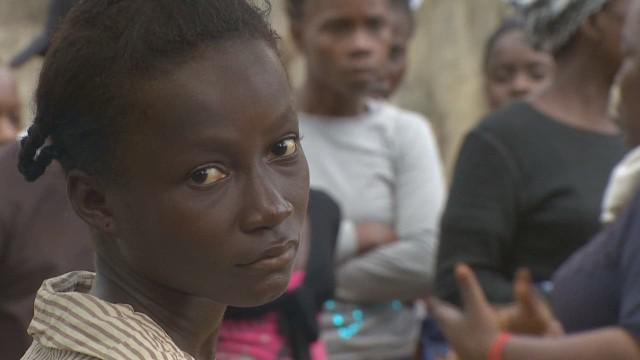 Tracing Ebola victim's contacts