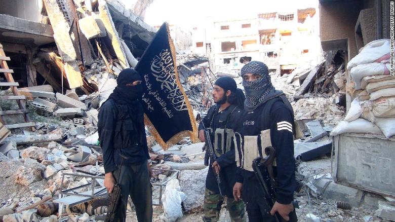 Al Qaeda affiliate gains ground in Syria
