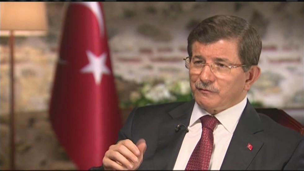 Turkey: Troops an option, but Assad must go