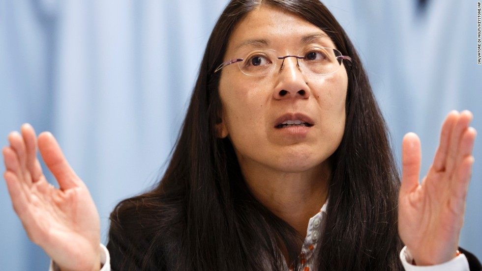 "Joanne Liu is the international president of Medecins Sans Frontieres, also known as Doctors Without Borders. MSF has been <a href=""http://www.cnn.com/interactive/2014/09/health/ebola-vignettes/"">on the ground</a> in West Africa since the outbreak started and has played a key role in treating thousands of patients in Guinea, Liberia and Sierra Leone."