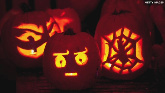 Boo! October is often scary for stocks
