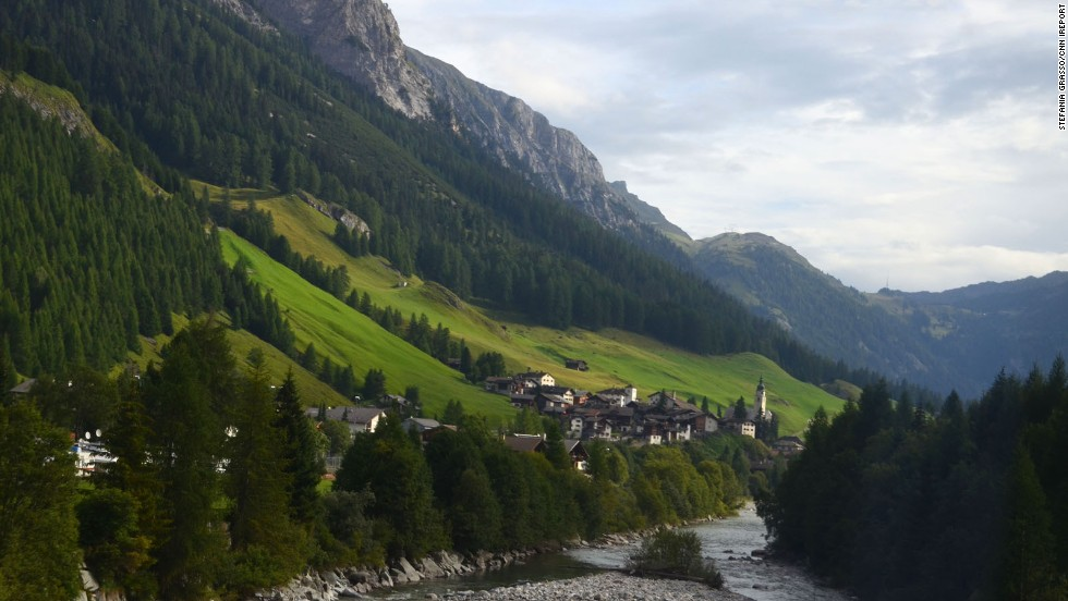 """Stefania Grasso captured this shot of picturesque Fussen, Germany. She described the <a href=""""http://ireport.cnn.com/docs/DOC-1167890"""">Bavarian landscape</a> as peaceful, quiet and romantic."""