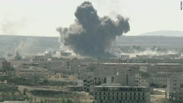 Turkey: Border city may fall to ISIS