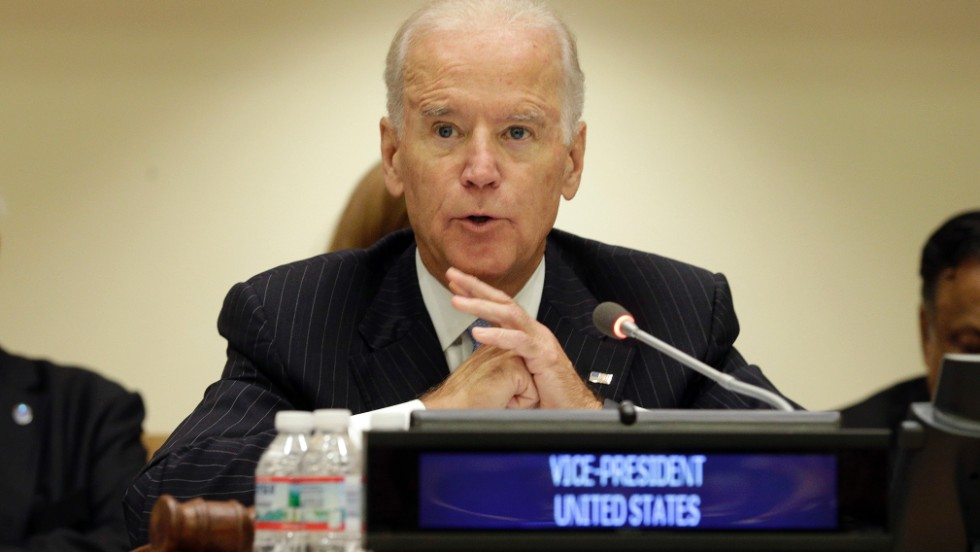 Vice President Joe Biden and Hillary Clinton faced off in the early 2008 Democratic primaries, and both are weighing 2016 bids. A 2016 run would mark Biden's third bid for president; he also ran in 1988. Before becoming vice president, Biden served as a U.S. senator from Delaware for 36 years. He has already made visits to early primary states this cycle on official White House business. And if Clinton runs, Biden said her decision wouldn't affect his own.