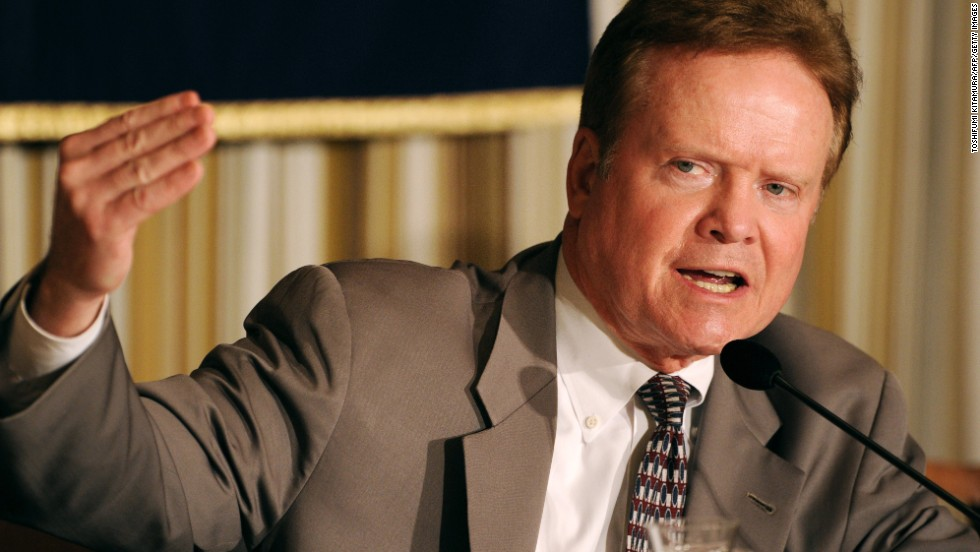 "Former Virginia Sen. Jim Webb has said he's ""seriously looking"" into a 2016 bid for the Democratic nomination. Webb left the U.S. Senate at the end of his first term in January 2013. He's a veteran of the Vietnam War who also served as Navy secretary and assistant defense secretary."