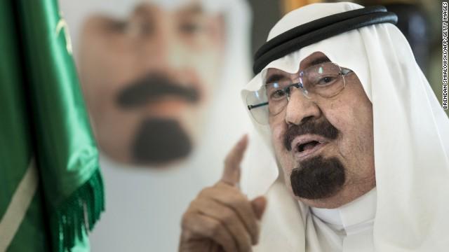 Muere el rey Abdalá de Arabia Saudita a los 90 años
