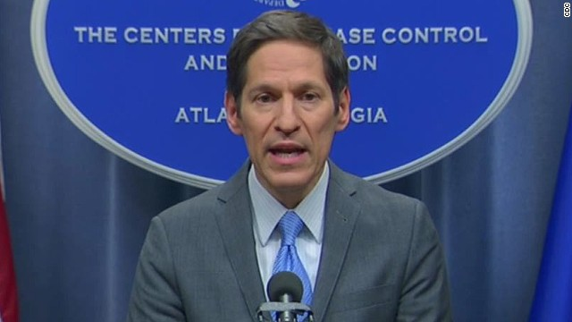 CDC: We can't get U.S. Ebola risk to zero