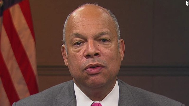 Jeh Johnson: Ebola outbreak 'manageable'
