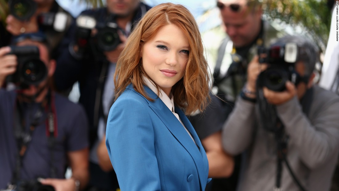 "French actress Lea Seydoux, who recently starred in 2013's indie smash ""Blue is the Warmest Color"" and 2014's ""The Grand Budapest Hotel,"" will also be in ""Spectre,"" which stars Daniel Craig as Bond and is being directed by Sam Mendes."