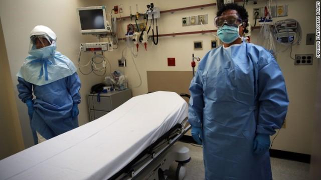 NY & NJ begin mandatory Ebola quarantine