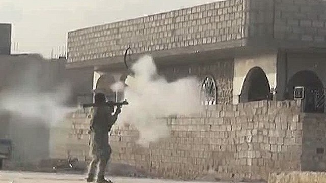ISIS putting U.S. allies 'against a wall'