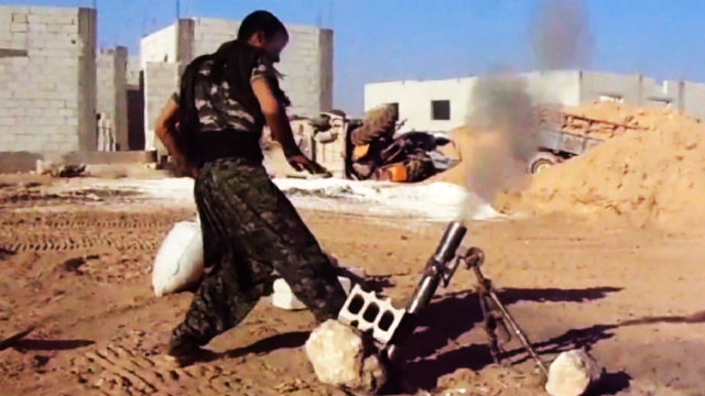 10,000 ISIS fighters head to Baghdad