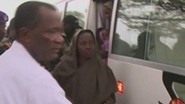 Boko Haram hostages freed in Cameroon