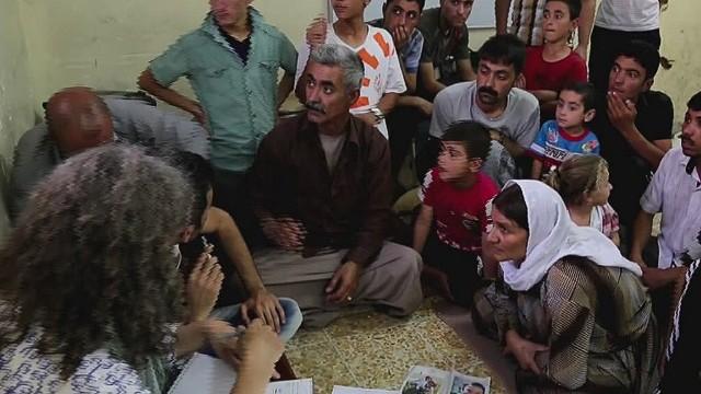 Reports: ISIS enslaving Yazidis