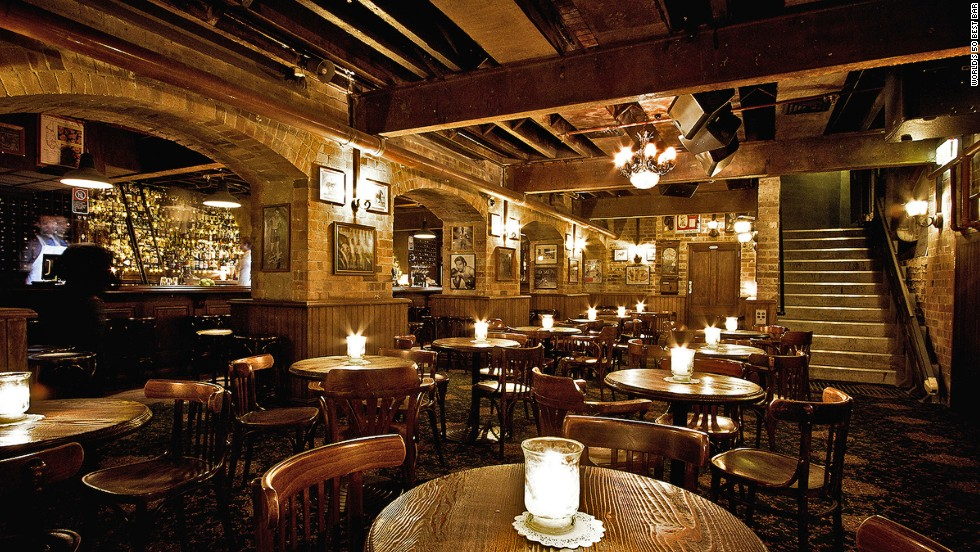 Down from its number 7 place of last year, The Baxter Inn now sits at number 12. The Sydney bar is known for its impressive wall of whisky and bartenders who have a handle on the classics.
