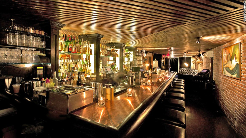 New Yorkers usually cite PDT, which opened in 2007, as one of the ...