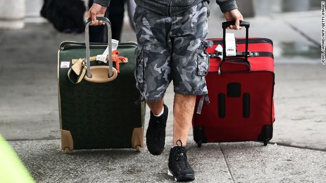 Air airport precautions effective?