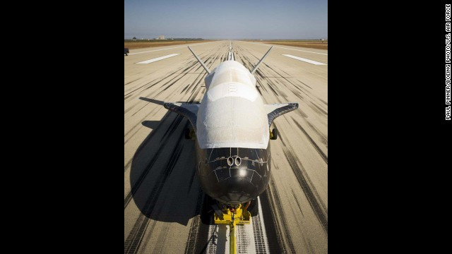 Has this space plane been spying on us?