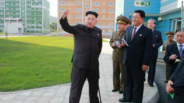 North Korea releases Kim Jong Un photos