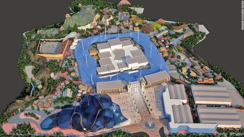the future of theme parks in The next generation of theme park rides could very well incorporate more digital  technology moving from 3d visuals to embrace room-scale.