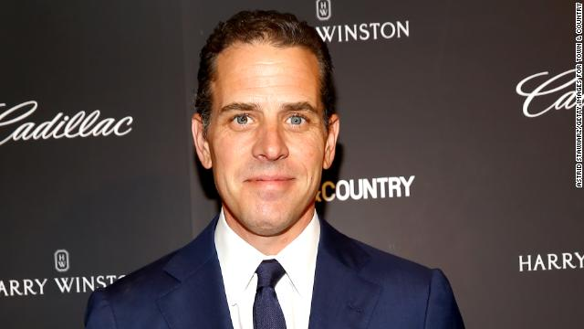 Navy boots Biden's son for cocaine