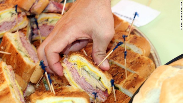 Tampa or Miami? For Cuban sandwich lovers, it makes a difference.