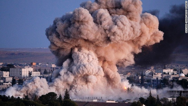 The psychological importance of Kobani