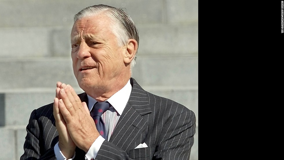 "<a href=""http://www.cnn.com/2014/10/21/us/ben-bradlee-dies/index.html?hpt=hp_t2"" target=""_blank"">Ben Bradlee</a>, the zestful, charismatic Washington Post editor who guided the paper through the era of the Pentagon Papers and Watergate and was immortalized on screen in ""All the President's Men,"" died on October 21. He was 93."