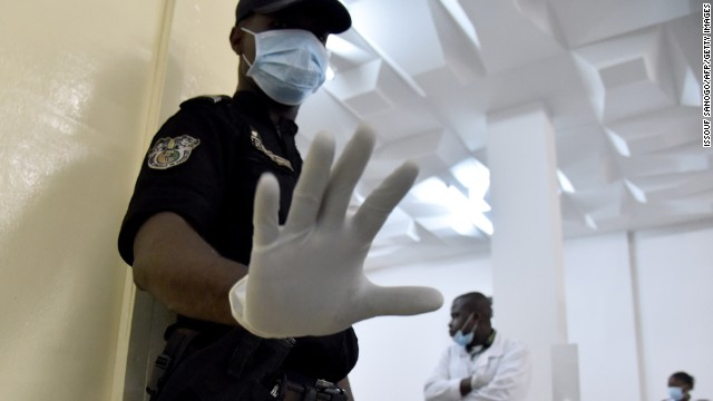 NY & NJ begin mandatory Ebola quarantine