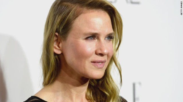 Which Jon Stewart face will Renee Zellweger
